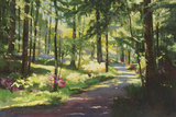 Winterthur Garden Giclee Print by Martha Saudek