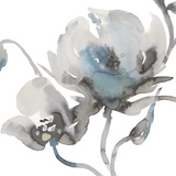 Winter Floral II Giclee Print by Sandra Jacobs