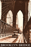 Brooklyn Bridge- Vintage Posters