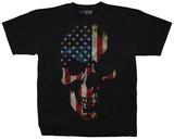 Fantasy- American Skull T-shirts