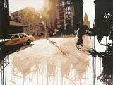 New York Street I Giclee Print by Kris Hardy