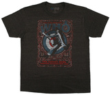 The Who- Singer Bowl 1968 T-skjorter