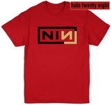 Nine Inch Nails- Halo Twenty Eight T-shirts