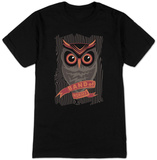 Band of Horses- Owl (slim fit) Shirt