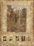 Botany Journal II Giclée-tryk af  Kemp