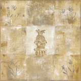 Golden Ornament Stampa giclée di Nicola Carrington
