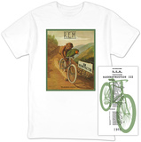 R.E.M- Reconstruction III (slim fit) T-Shirt