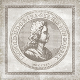 Ancient Coin III Giclee Print by  School of Padua