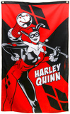 DC Comics- Harley Quinn Banner Obrazy