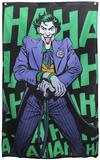 DC Comics- Joker 'Haha' Banner Prints