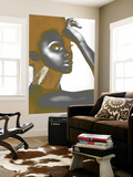 Nesha Wall Mural by  NaxArt