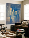 Manhattan 1 Wall Mural by  NaxArt