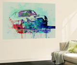Ferrari 250 Gtb Racing Wall Mural by  NaxArt
