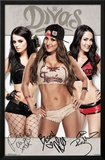 WWE - Divas 15 Prints