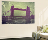 Tower Bridge London Wall Mural by  NaxArt