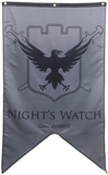 Game Of Thrones- Night's Watch Banner アートポスター