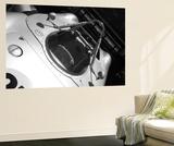 Porsche Spyder Poster géant par  NaxArt