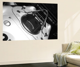 Porsche Spyder Wall Mural by  NaxArt