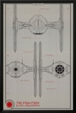Collector - Star Wars - Black Squadron Print