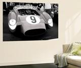 Ferrari Testa Rossa in the pits Poster géant par  NaxArt