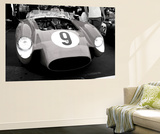 Ferrari Testa Rossa in the pits Wall Mural by  NaxArt