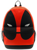Marvel Deadpool Red Backpack Specialty Bags