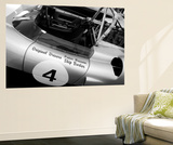 Porsche Racing Wall Mural by  NaxArt