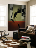 Ballet Dancing Wall Mural by  NaxArt