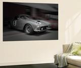 Ferrari 250 GTB Before The Race Poster géant par  NaxArt