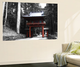 Red Gate Wall Mural by  NaxArt