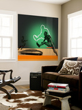 Speed Monsters Wall Mural by  NaxArt