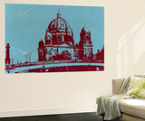 Berlin Cathedral Wall Mural by  NaxArt