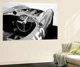 Ferrari Cockpit Wall Mural by  NaxArt