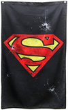 DC Comics- Superman Logo Banner Prints