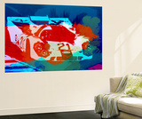 Porsche 917 Racing 1 Wall Mural by  NaxArt