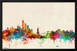 New York Skyline Posters