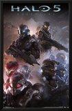 Halo 5 - Troops Posters
