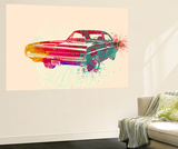 1967 Dodge Charger 1 Wall Mural by  NaxArt