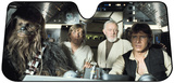 Star Wars - Millenium Falcon Car Sunshade Auto Accessories