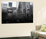 Tokyo Intersection 1 Wall Mural by  NaxArt