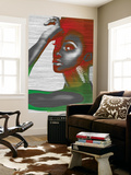 Jada Wall Mural by  NaxArt
