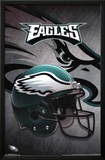 Philadelphia Eagles- Helmet 2015 Poster