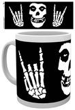 Misfits Horns Mug Mug