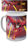 The Flash Red Blur Mug Mug