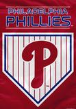 MLB Philadelphia Phillies 2-Sided House Banner Flag
