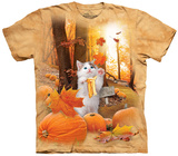Fall Kitty Shirts