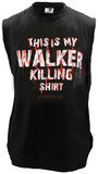 Walking Dead- Walker Killer (sleeveless) T-Shirt