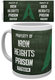 Arrow Iron Heights Prison Mug Mug