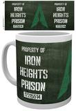 Arrow Iron Heights Prison Mug