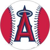 MLB Los Angeles (Anaheim) Angels Vinyl Magnet Magnet